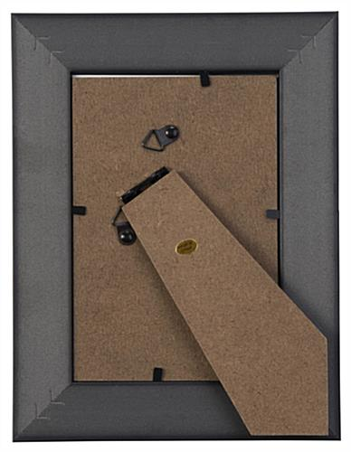 "4""x6"" Picture Frame Rear Loading Design"