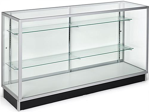 Glass Display Cabinets Ship Unasembled For Low Pricing