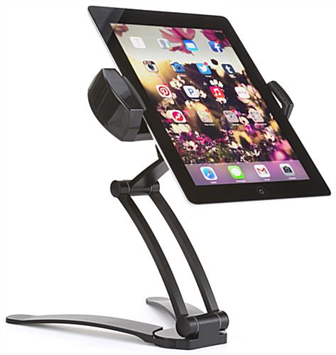 Tablet Countertop/Wall Mount, 360° Rotation