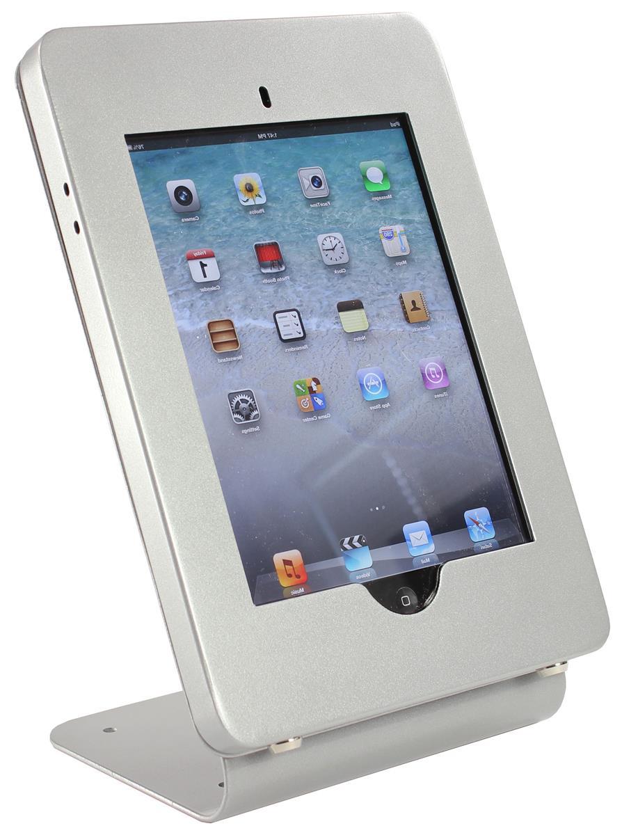 Ipad Counter Holder Locking Tablet Enclosure