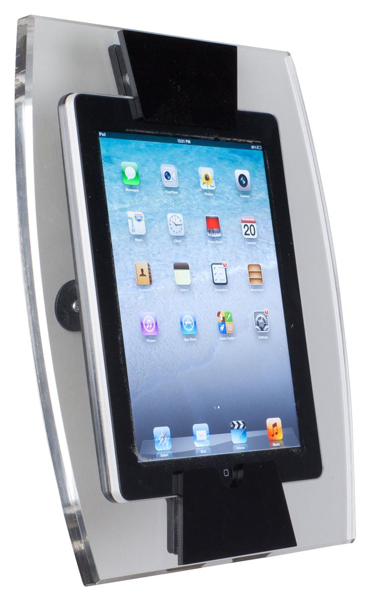 Wall Mount For Ipad Tilting Amp Rotating Bracket