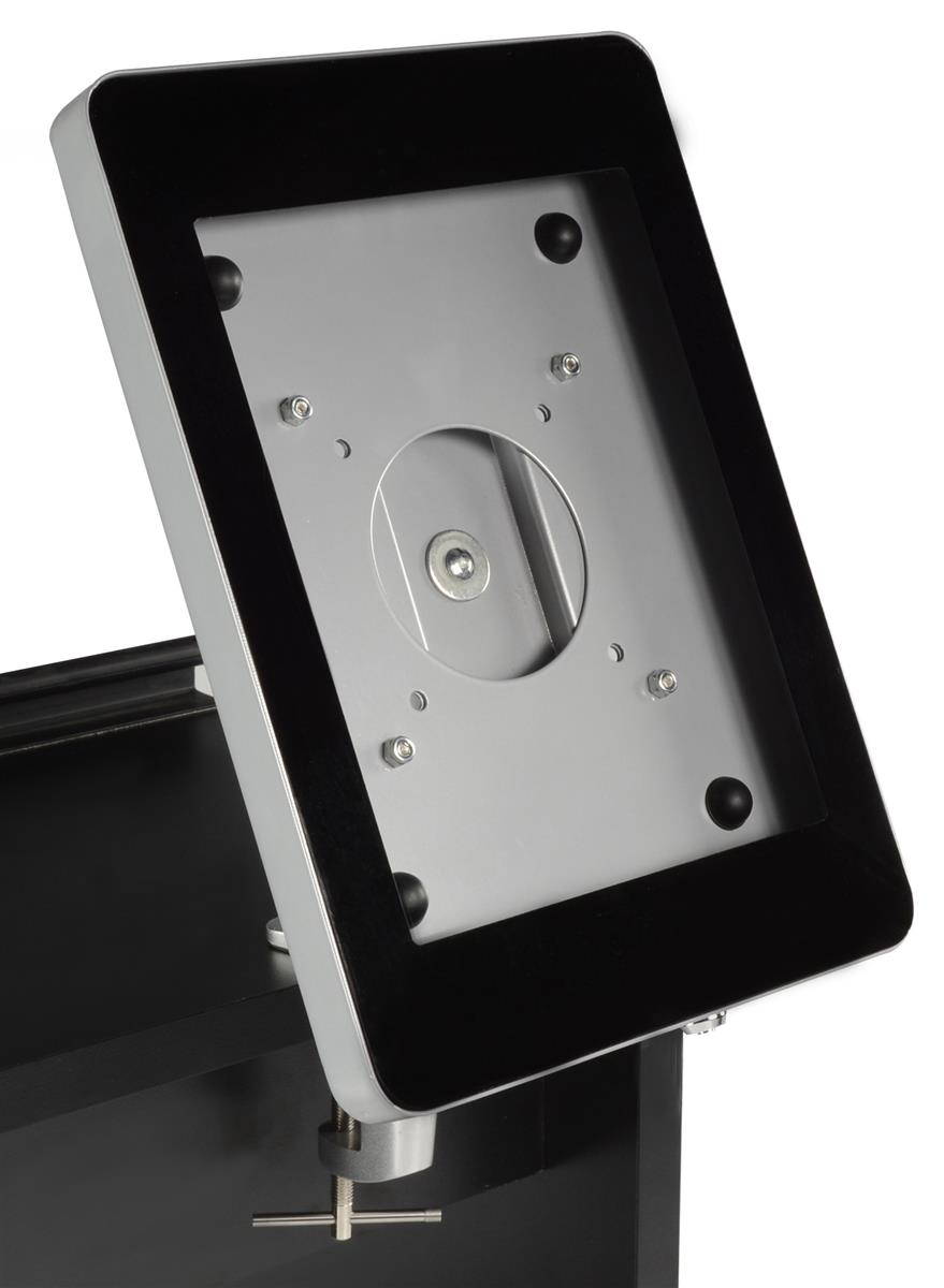 Ipad Desk Clamp Secures To 2 Max Thick Surfaces