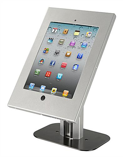 Secure iPad Mount - Home Button Exposed