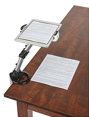 iPad Document Camera Stand for Scanning & Video