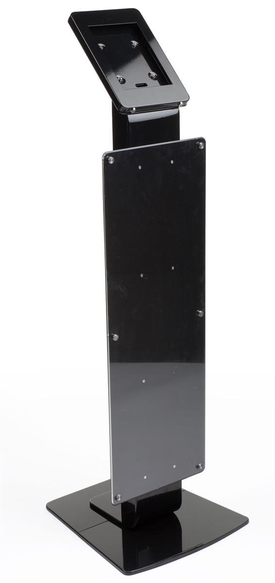 Navigator Plus Series iPad Floor Stand w/ Locking Enclosu...