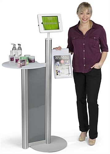iPad Display Table for Trade Shows
