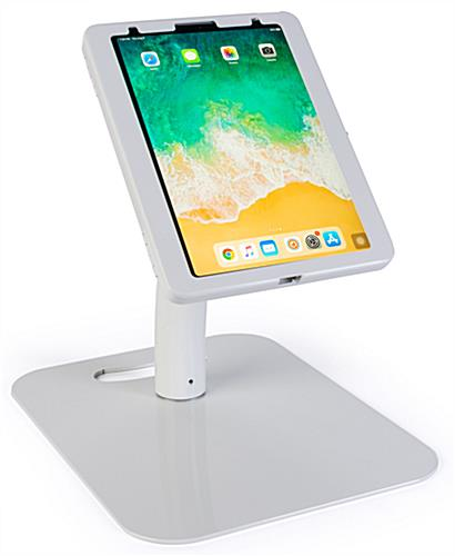 "11"" iPad pro adjustable stand for counters and tabletops"