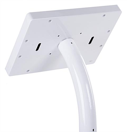 Tablet Floor Stand with Padded Enclosure