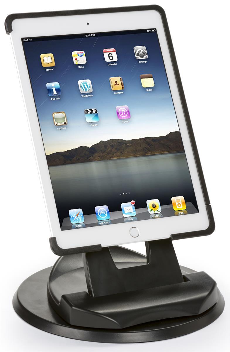 Handheld Ipad Air Case Hook Amp Loop Palm Strap