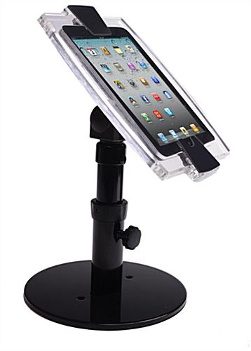 Ipad Mini Pos Stand For Retail Point Of Purchase