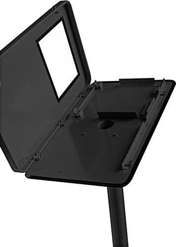 Ipad Preaching Stand Tablet Pulpit For Churches Amp Sermons