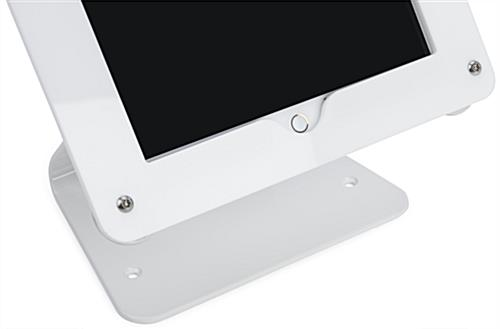 iPad Pro Swivel Stand, Boltable