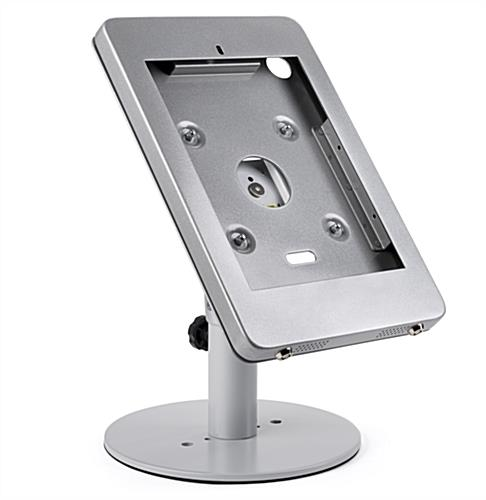 "Countertop locking iPad Pro tablet holder for 10.5"" device"