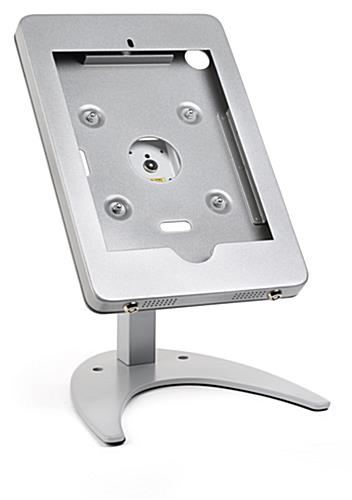 "Countertop iPad Pro tablet holder stand for 10.5"" model"