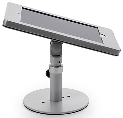 Adjustable iPad Pro Stand with Exposed Home Button