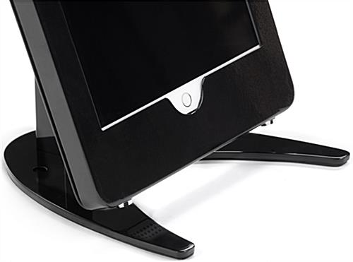 iPad Pro Counter Holder with Weighted Base
