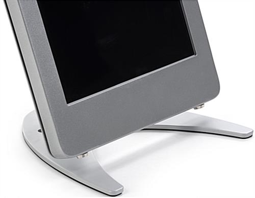 Countertop iPad Pro POS Enclosure