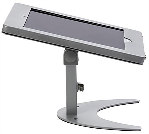 iPad Pro Counter Stand with Exposed Home Button