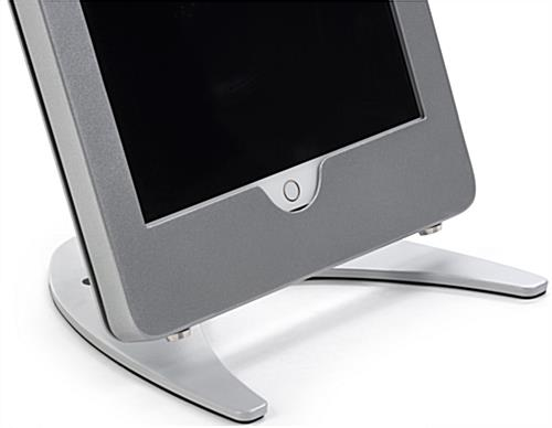 iPad Pro Counter Stand with Weighted Base