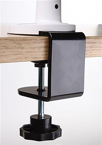 iPad Desk Mount with Clamp