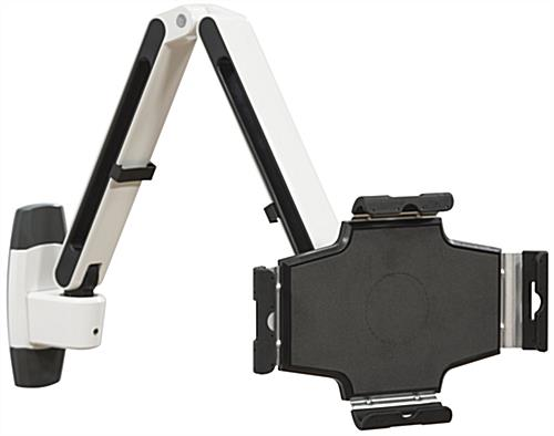 Secure Tablet Wall Mount Cable Management Clips