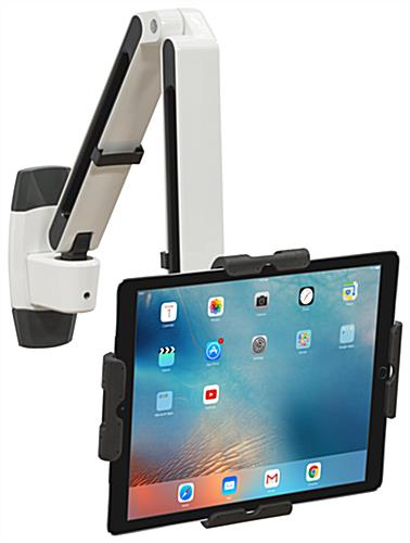 Tilting Secure Tablet Wall Mount