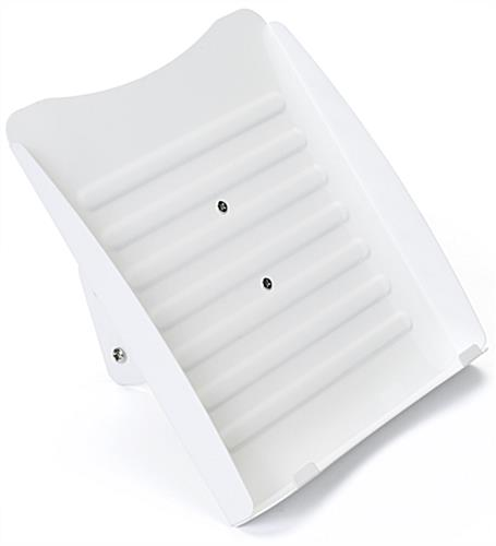 Brochure Holder for IPROLMFLSW & IPROLMFLBRW