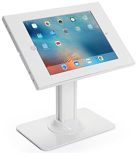 iPad Pro Vertical Stand with 90° Rotation
