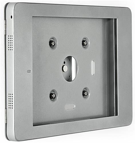 Locking iPad Pro Wall Enclosure