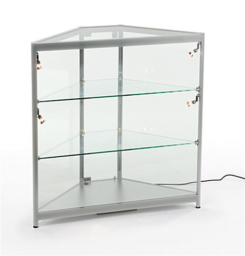 Glass Corner Case
