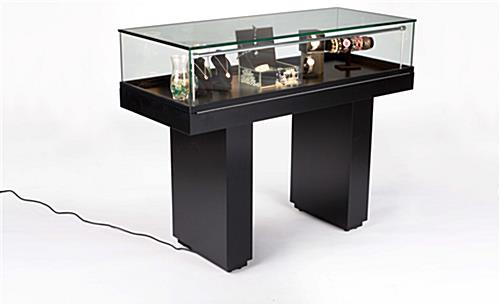 LED Display Case