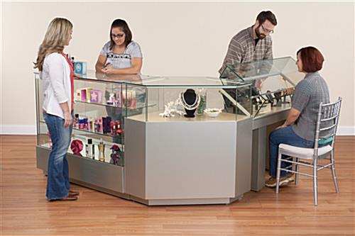 Jewelry Counter Display