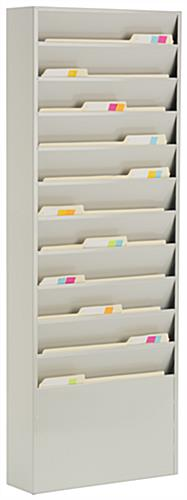 Vertical File Organizer - Magnetic