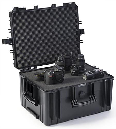 Camera Storing Rolling Equipment Case