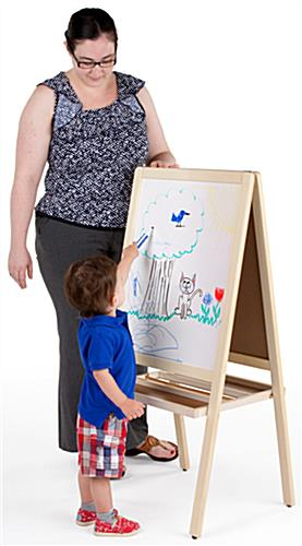 children's easel