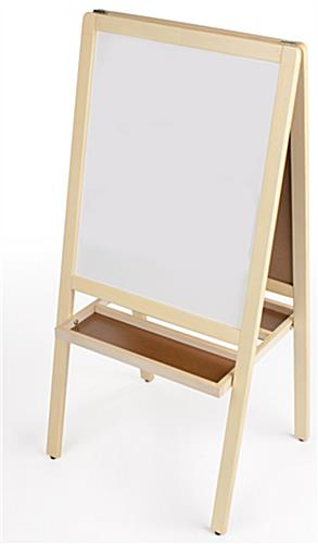 Kids Art Easel Portable Amp Double Sided