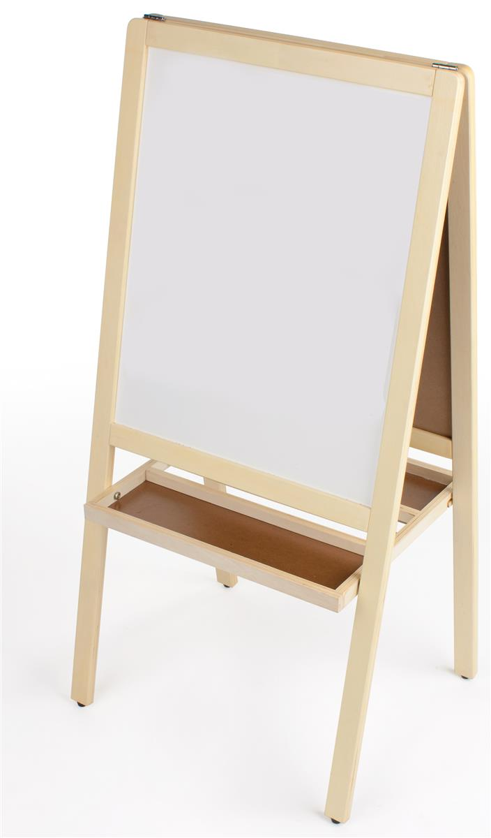 Kids Art Easel Portable Double Sided