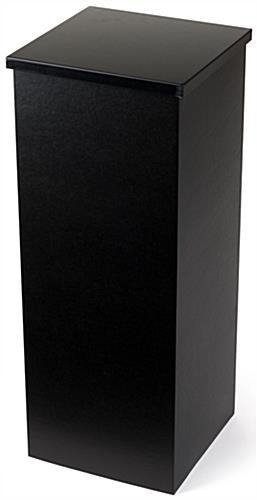 Portable Pedestal 30 High Cardboard Stand