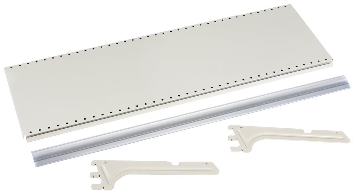 Gondola Shelf Attachment Brackets Amp Price Holder Included
