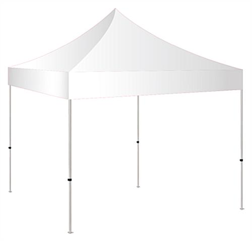 5x5 pop up canopy with 25 square feet of shade