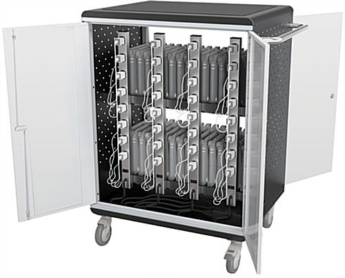 Chromebook Charging Station, Cable Management