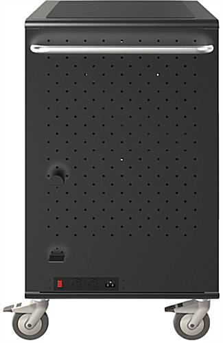 Chromebook Charging Station w/ Cord Winder