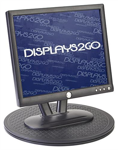 Flat Panel Rotating Monitor Stand