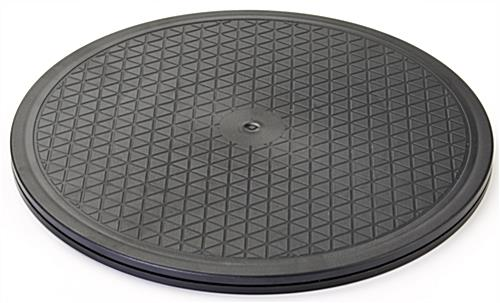 Rotating Monitor Stand Non Skid Non Scratch Surface Pads