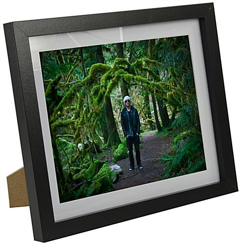 8 X 10 Wood Picture Frames Black
