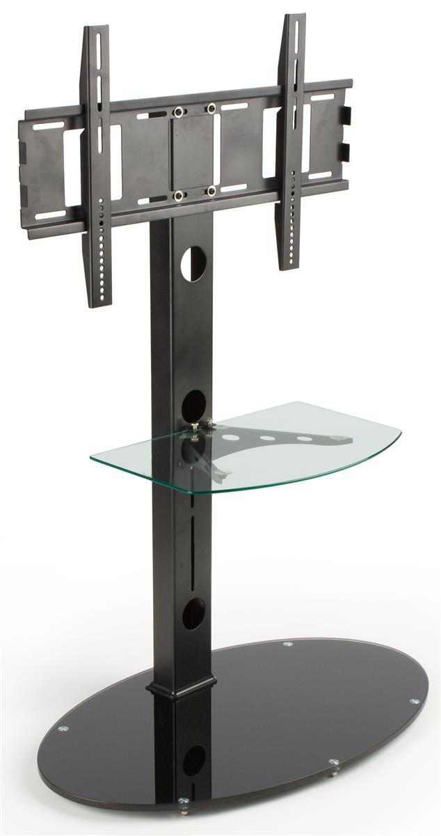 Lcd Stand W Adjustable Glass Shelf 37 Quot 70 Quot Screens