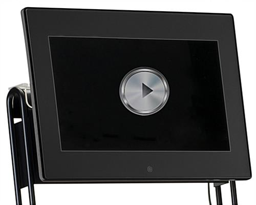 "LCD 10.1"" digital sign for DGNCYBRBLK"
