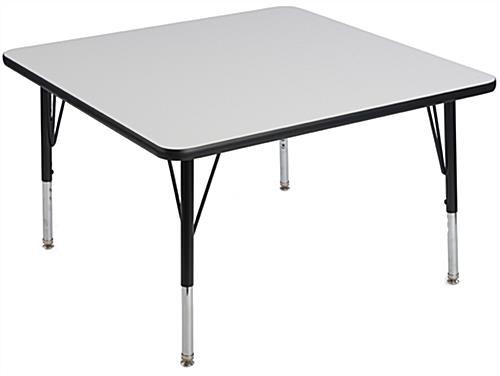"36"" x 36"" Dry Erase Activity Table"