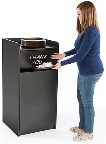 Thank You Trash Can Is Made To Last