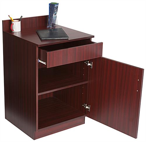 "Waiter Station with 22"" Shelf Width"